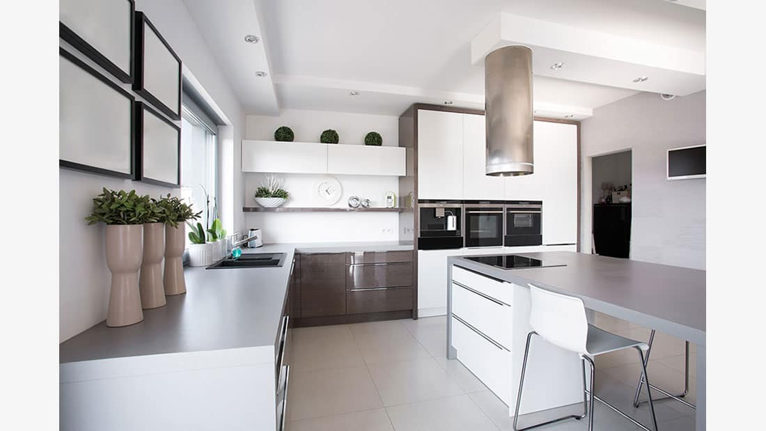 Kitchen modern canberra act 2600 blakes of sydney l for Kitchen designs canberra