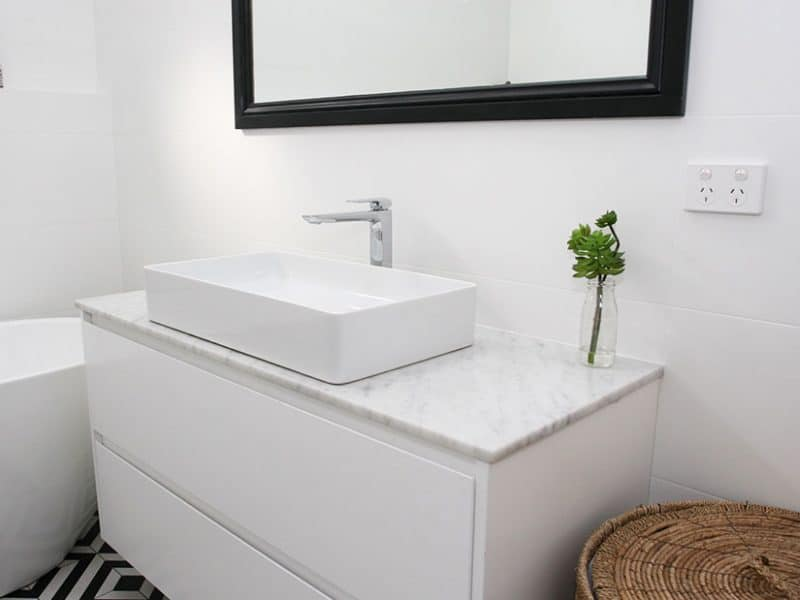 Contemporary Bathroom Design Leichhardt NSW