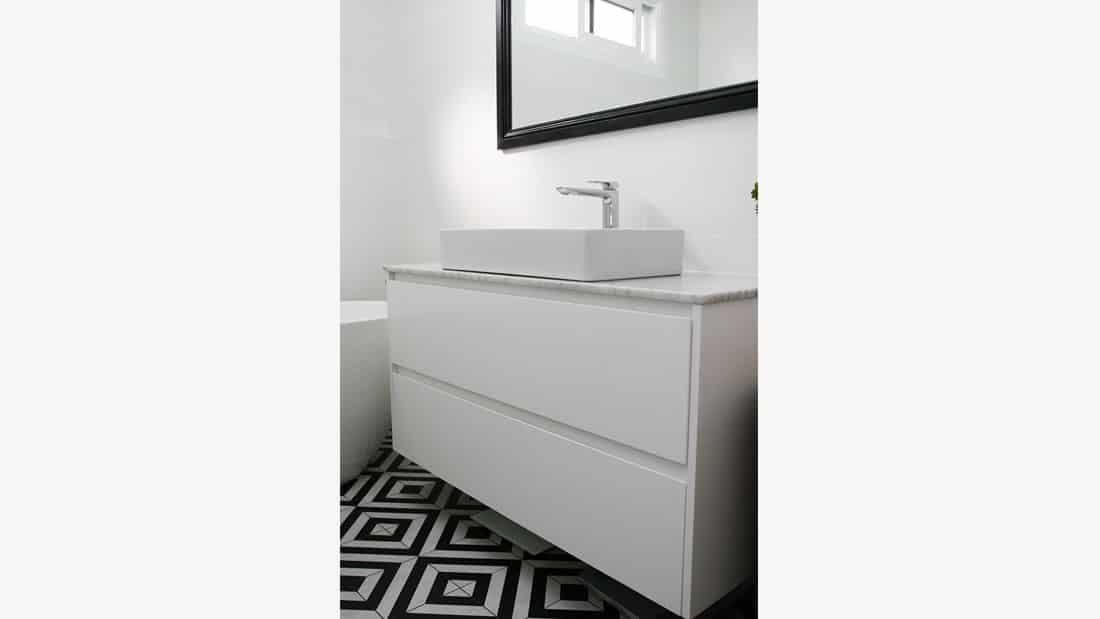 Contemporary Bathroom Design Leichhardt NSW