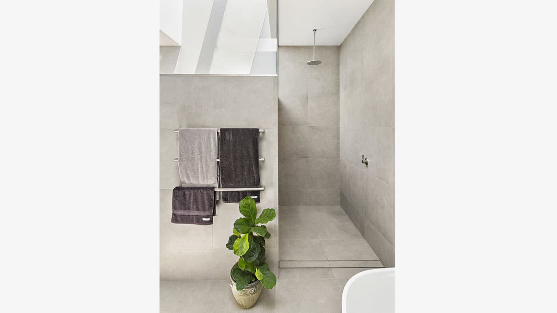 Contemporary Bathroom Design Marrickville NSW