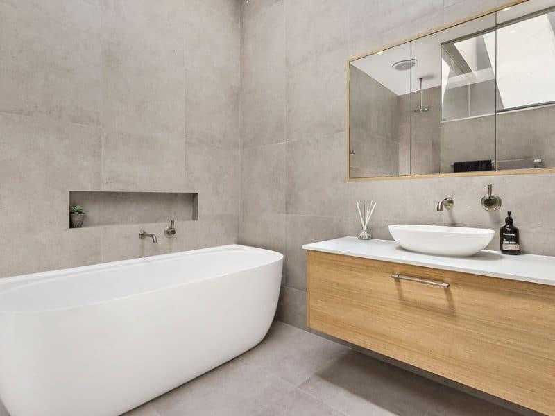 Contemporary Bathroom Design Marrickville