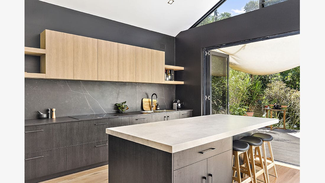 Contemporary Kitchen Design Marrickville NSW
