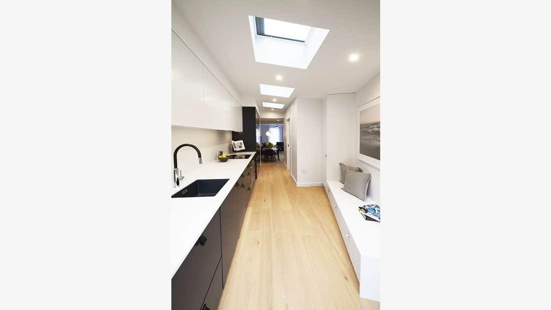 Contemporary Kitchen Design Paddington NSW