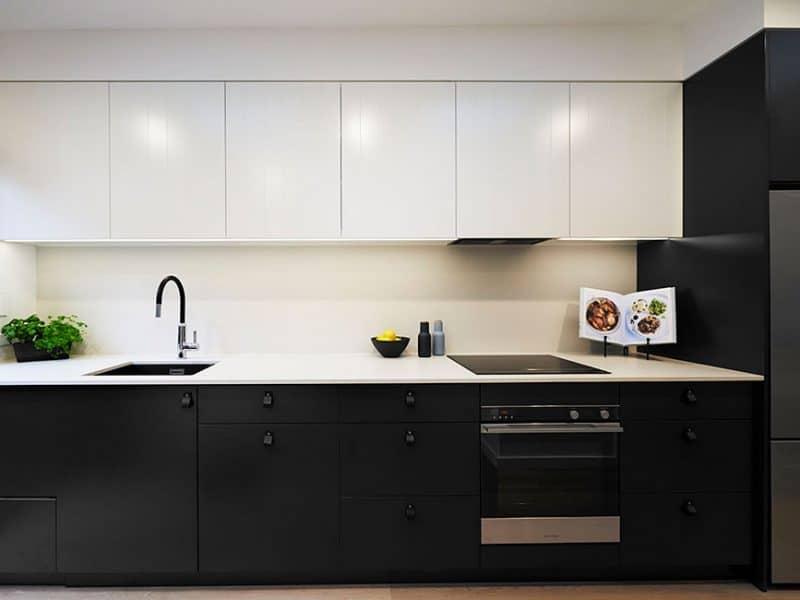 Contemporary Kitchen Design Paddington