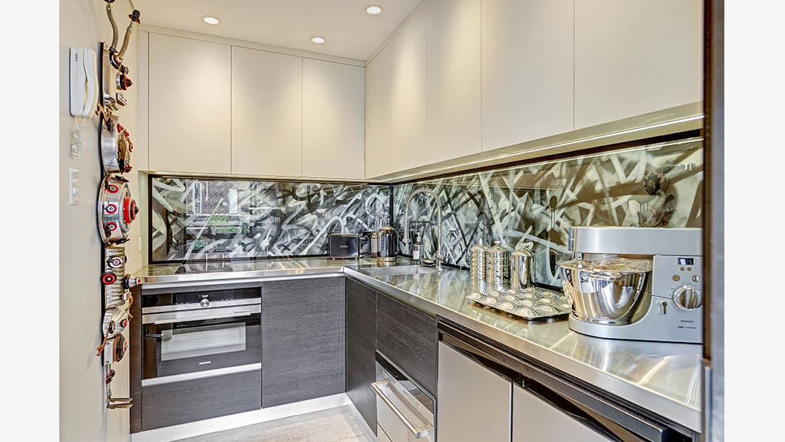 Contemporary Kitchen Design Potts Point NSW