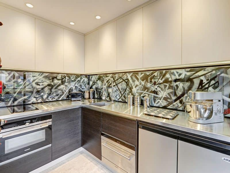 Contemporary Kitchen Design Potts Point
