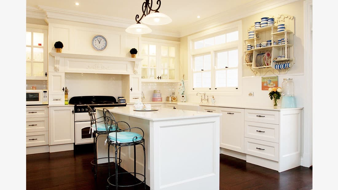 Federation Kitchen Design Caringbah South NSW
