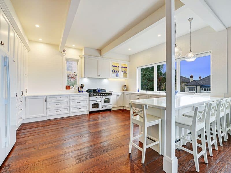 Federation Sydney Kitchen Design Fairlight NSW