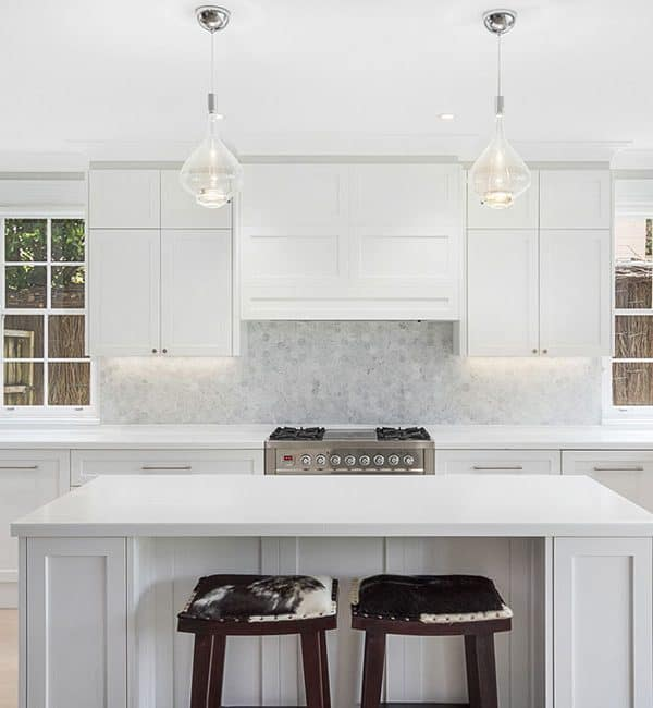Hamptons Kitchen Design Mosman NSW