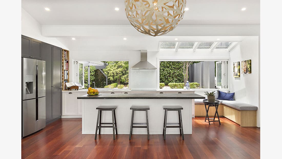 Hamptons Kitchen Design North Turramurra NSW