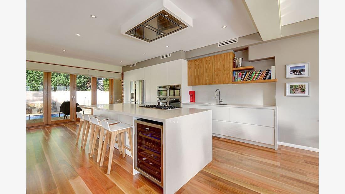 Modern Kitchen Design Clontarf NSW