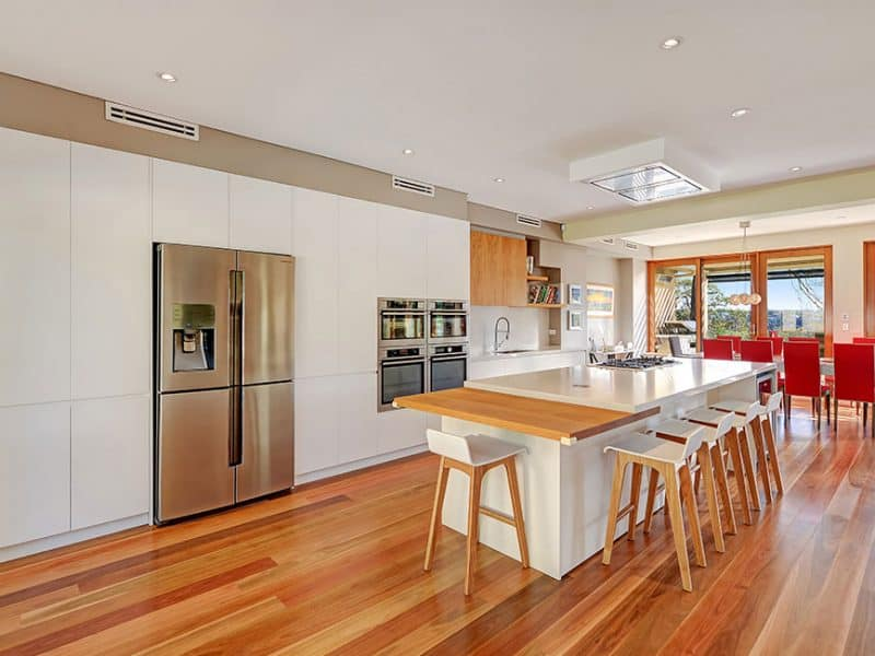 Modern Kitchen Design Clontarf