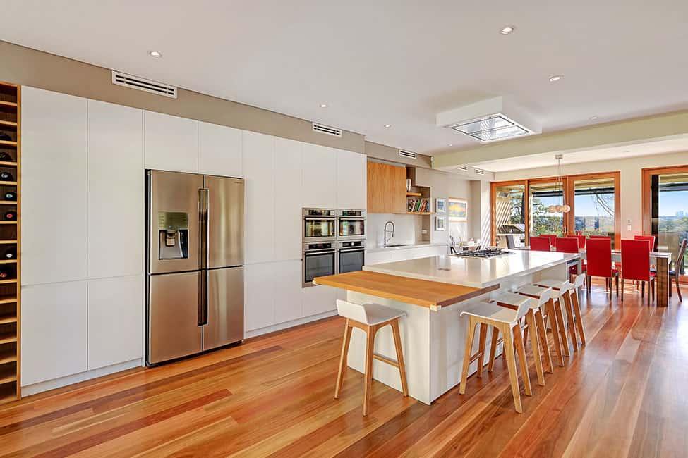 Modern Kitchen Design Clontarf