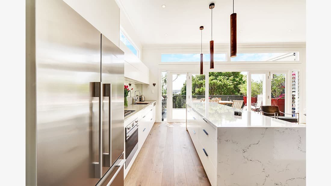 Modern Kitchen Design Fairlight NSW