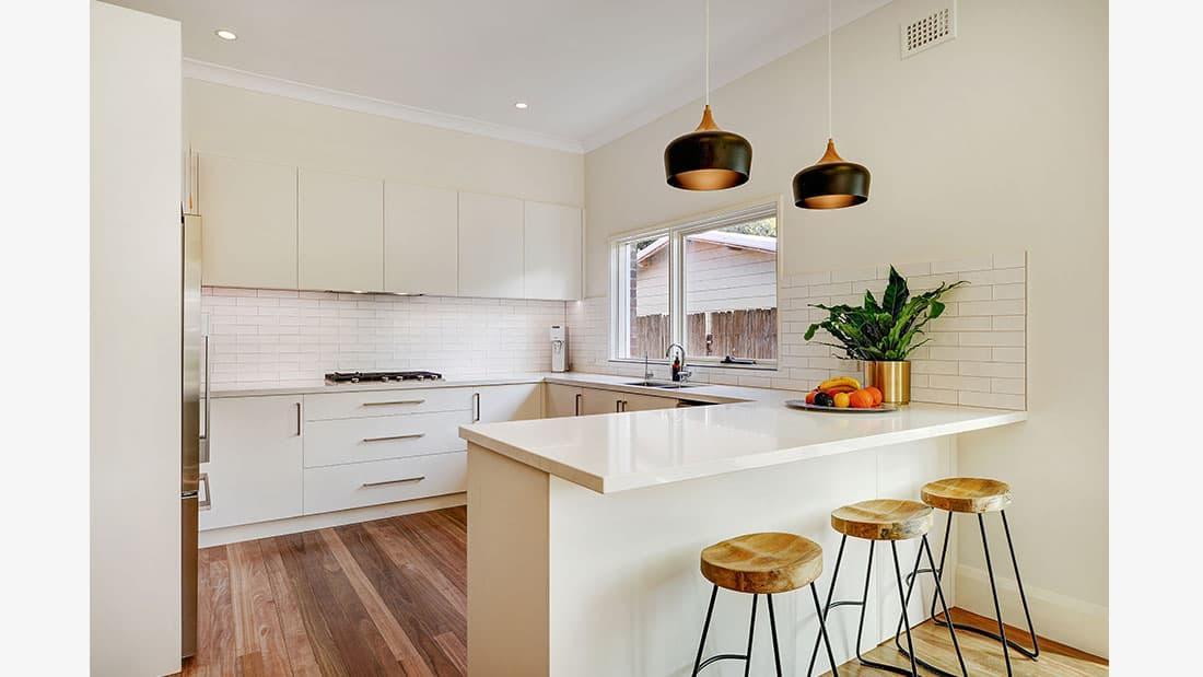 Modern Kitchen Design Waverley NSW