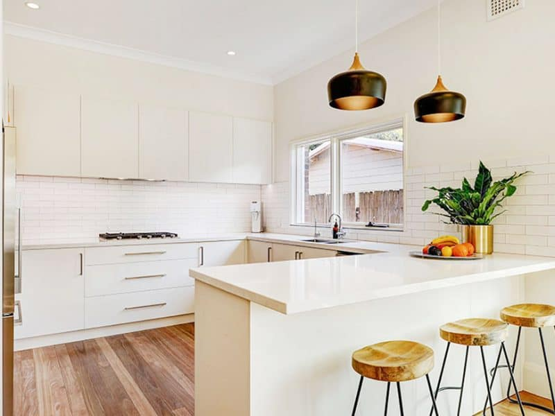 Modern Kitchen Design Waverley